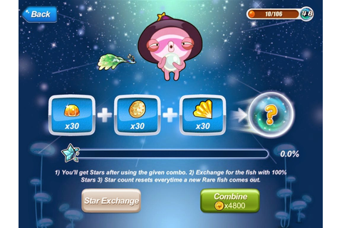 Happy Fish Tips (iOS Devices): Synth Game: Star Fragment