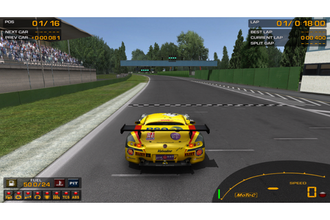 GTR 2 - FIA GT Racing Game | WSGF