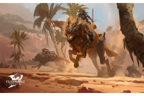 Guild Wars 2: Path of Fire - Mounts Guide - GameRevolution