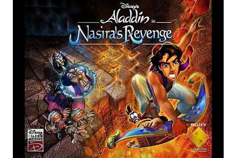 Aladdin La Revanche de Nasira - YouTube
