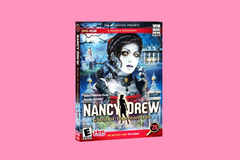 Nancy Drew Ghost of Thornton Hall for PC: Free Shipping ...