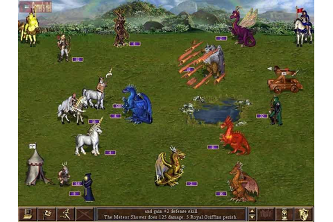 Heroes Chronicles Clash of the Dragons Download Free Full ...