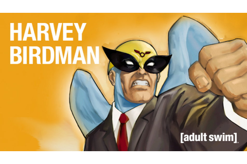 Watch Harvey Birdman: Attorney at Law Online at Hulu