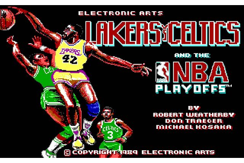 Download Lakers vs. Celtics and the NBA Playoffs sports ...