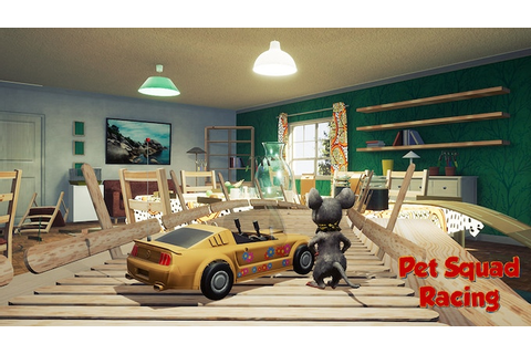 Pet Squad Racing by Tomas Lif —Kickstarter