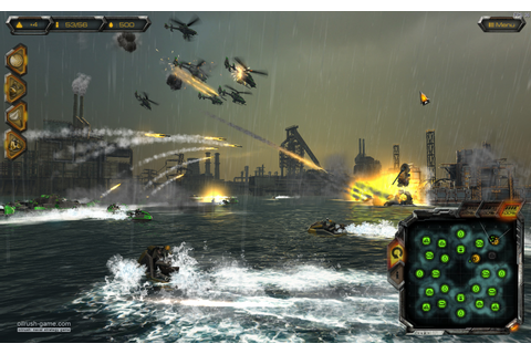 Oil Rush: naval strategy game for Windows, Linux, Mac OS X ...