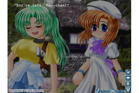 Higurashi When They Cry Review (PC) - Rice Digital | Rice ...