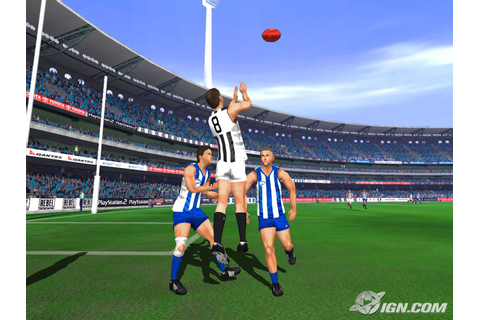 AFL Premiership 2007 Screenshots, Pictures, Wallpapers ...