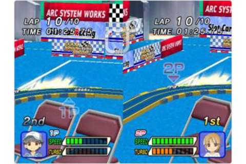 Family Slot Car Racing (WiiWare) Screenshots