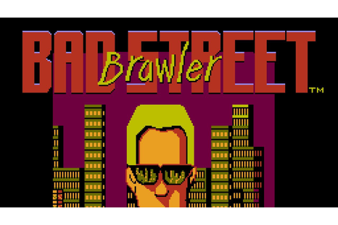 Bad Street Brawler - NES Gameplay - YouTube