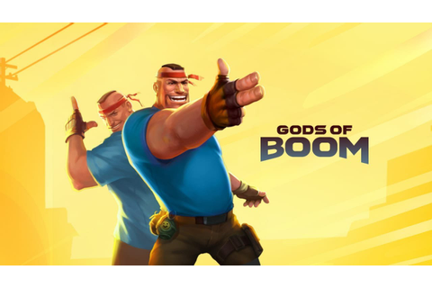 GODS OF BOOM - SEASON 12 Android gameplay - YouTube