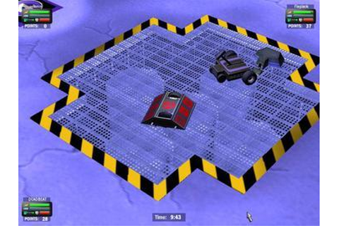 Full Robot Arena 2 Design and Destroy version for Windows.
