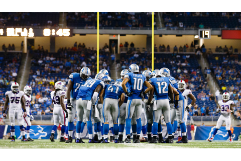 5 things to watch in the Detroit Lions vs. Buffalo Bills game