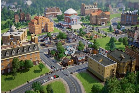 Preview – Sim City (PC) – Game Side Story