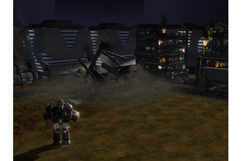 MechAssault 2: Lone Wolf Screenshots - Video Game News ...