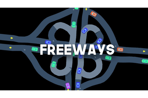 BUILDING MY OWN FREEWAYS #1 - YouTube