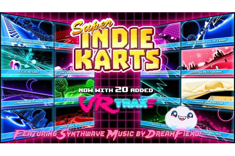 Super Indie Karts Free Download PC Games | ZonaSoft