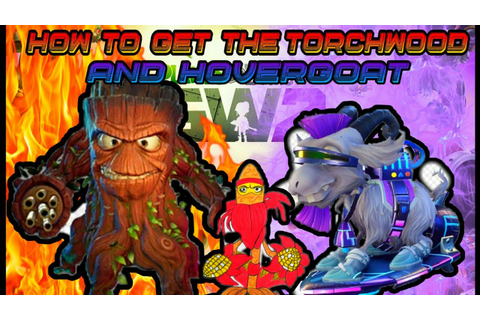 How To Get The Torchwood and Goat! Plants vs Zombies ...