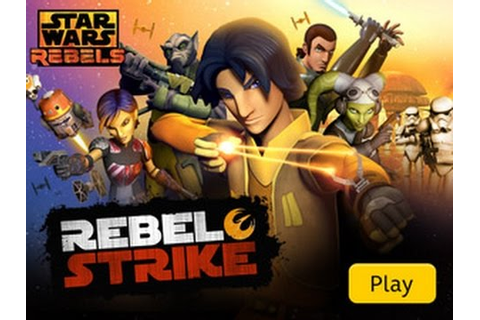 Star Wars Rebels: Rebel Strike: Mission 1 - YouTube
