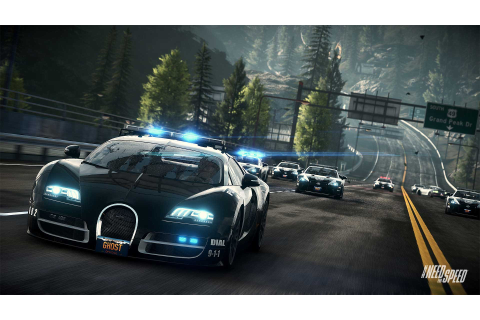 Need for Speed Rivals Bugatti Cop Car Wallpapers | HD ...
