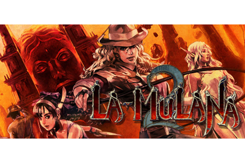 La-Mulana 2 on Steam