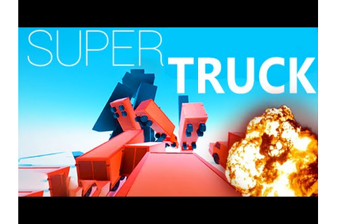 WORLD'S HARDEST TRUCK GAME! (Super Truck) - YouTube