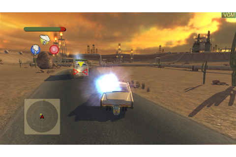 Vigilante 8 - Arcade for Microsoft Xbox 360 - The Video ...