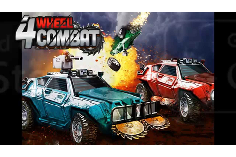 4 Wheel Combat ( 3d Car Racing Action Game ) Trailer ...