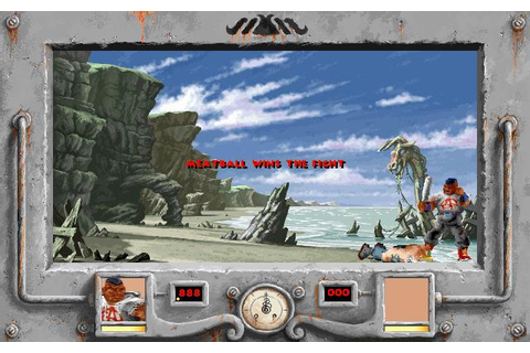 Savage Warriors Download (1995 Arcade action Game)