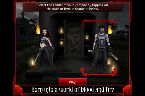 Dark Legends for Android - 3D Multiplayer Online Role ...