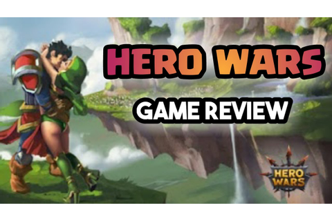 HERO WARS - NEW RPG GAME REVIEW - YouTube