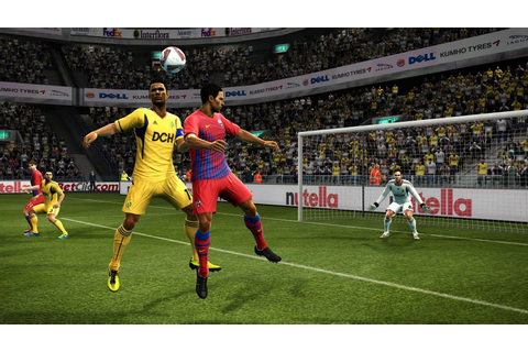 Pro Evolution Soccer 2012 Free Download - Ocean Of Games