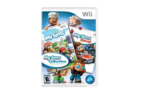 My Sims/My Sims Racing Bundle Wii Game - Newegg.com