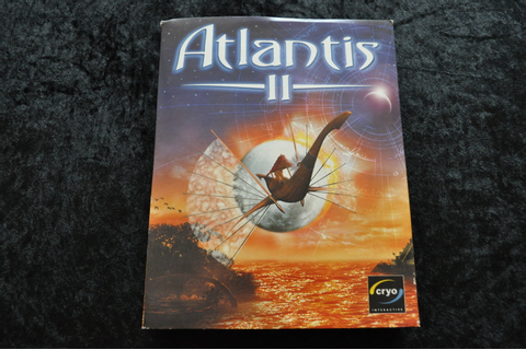 Atlantis 2 PC Big Box - Retrogameking.com | Retro,Games ...
