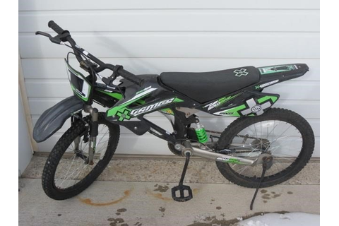 X-Games MXB Moto-Bike | Idaho Auction Barn