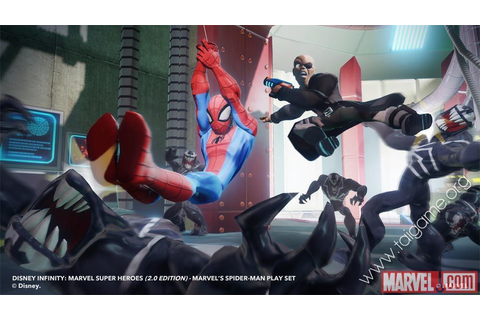 Disney Infinity 2.0: Marvel Super Heroes - Download Free ...