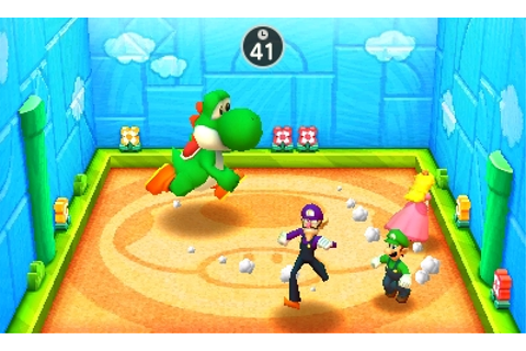 Mario Party: The Top 100 'Game Modes and Amiibo' trailer ...
