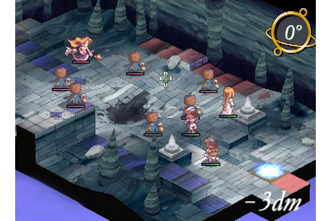 Games Fiends - La Pucelle: Tactics Review (PSN)