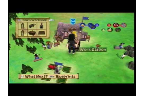 A Kingdom For Keflings Xbox 360 Gameplay - YouTube