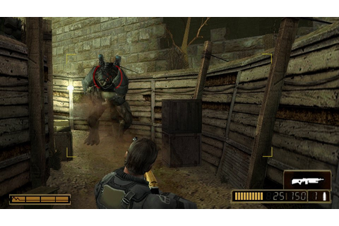 Resistance Retribution (PSP / PlayStation Portable) Game ...