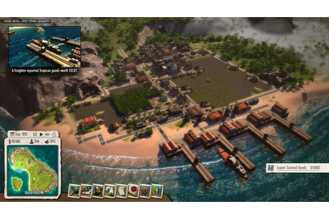Tropico 5 review: Empire building with a bit too much ...