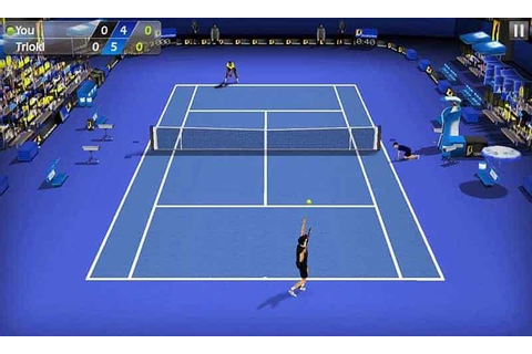 Best Android Games – Tennis – June 2017 | Androidheadlines.com