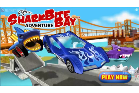 Hot Wheels Racing SharkBite Bay Adventure ONLİNE FREE ...