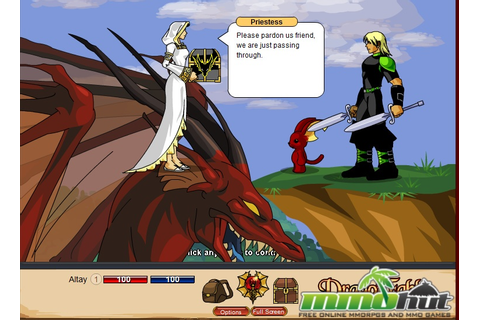 DragonFable Full Review | MMOHuts