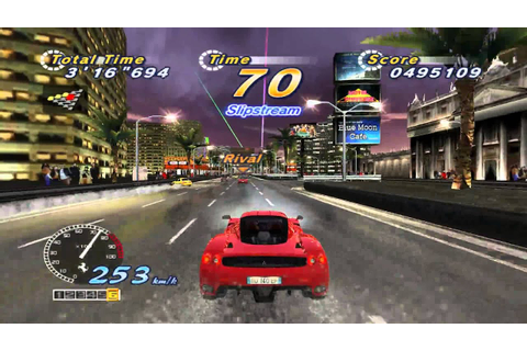 OutRun 2006 Coast 2 Coast Gameplay (PC HD) - YouTube