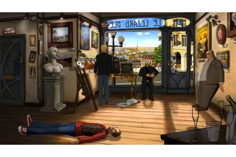 Sunday Gaming: Broken Sword 5 - the Serpent's Curse Demo ...