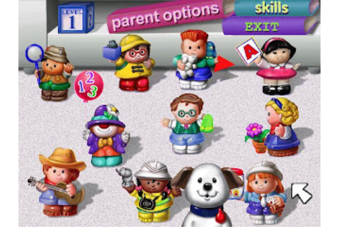 Computer games for toddlers: Toddler Game - Fisher Price ...