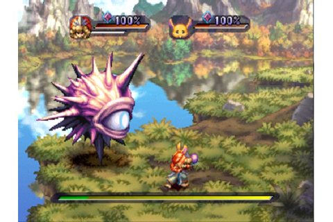 Legend of Mana Screenshots (Playstation Game)