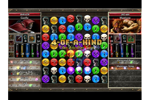 Puzzle Quest 2 > iPad, iPhone, Android, Mac & PC Game ...