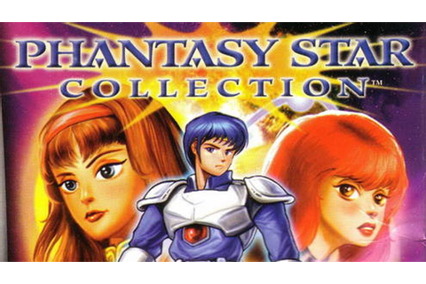 CGRundertow PHANTASY STAR COLLECTION for GBA / Game Boy ...